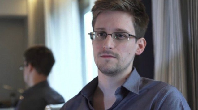 Edward Snowden was interviewed in Russia where he was granted temporary asylum 640x356 photo