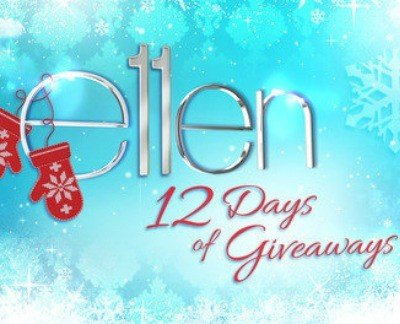 Ellen DeGeneres' show posted record ratings during this year's 12 Days of Giveaways