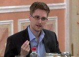 Former NSA systems analyst Edward Snowden