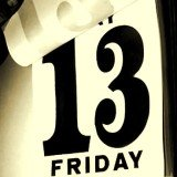 Friday the 13th didn't occur more than usual in 2013
