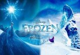 Frozen has topped the US box office chart in its second week of release