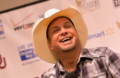 Garth Brooks is planning to go on a world tour, more than 10 years after he last hit the road