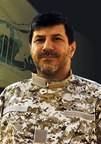 Hassan Lakkis was reputedly close to Hezbollah leader Hassan Nasrallah