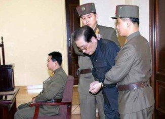 Jang Sung-taek has been executed after being purged for acts of treachery
