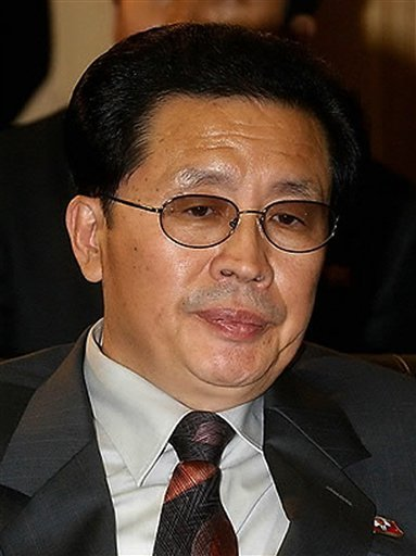 Jang Sung-taek lost his position as vice-chairman of North Korea's top military body