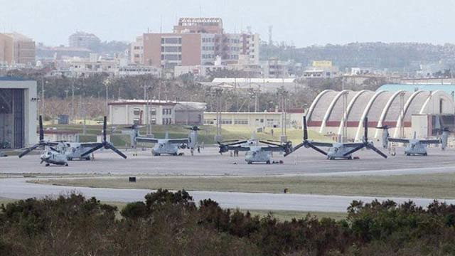 Japan has approved a US military airbase's relocation on its southern island of Okinawa