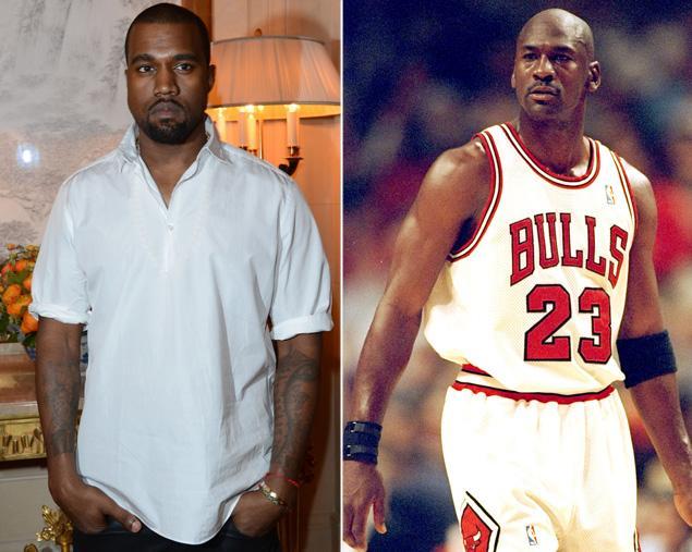 Kanye West blamed Chicago Bulls for ending Michael Jordan's career photo