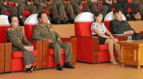 Kim Kyong-hui remains a part of the regime's inner circle, even after the execution of Jang Sung-taek