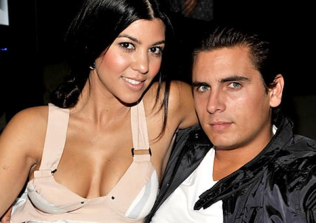 Kourtney Kardashian and Scott Disick are reportedly separated photo