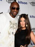 Lamar Odom blamed his cheating on wife Khloe Kardashian on his friends, because they brought girls around