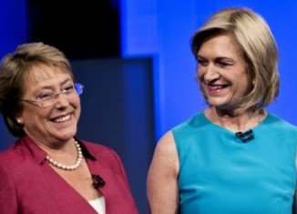 Left-wing candidate Michelle Bachelet faces Evelyn Matthei, a former minister in the governing centre-right coalition
