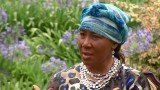 Makaziwe Mandela has described the final hours of her father Nelson Mandela