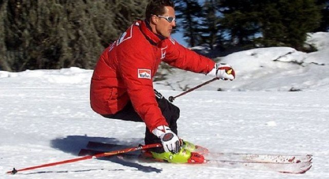 Michael Schumacher is fighting for his life after the ski accident in the French Alps 640x349 photo
