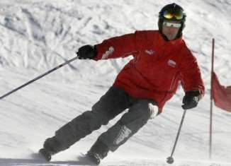 Michael Schumacher is in a critical condition after a skiing accident in Meribel