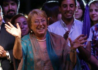 Michelle Bachelet has won Chilean presidential election for a second time, defeating her run-off rival Evelyn Matthei by a wide margin