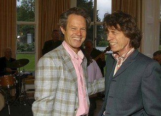 Mick Jagger has teamed up with his younger brother Chris for two new duets to mark the 40th anniversary of the Chris' debut album
