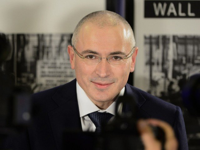 Mikhail Khodorkovsky has applied for a visa to travel to Switzerland