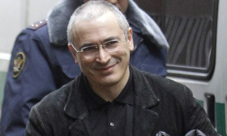 Mikhail Khodorkovsky has been released from jail following a pardon from Russian President Vladimir Putin