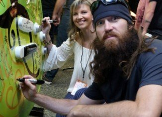 Missy Robertson revealed she's not a big fan of husband Jase's iconic beard