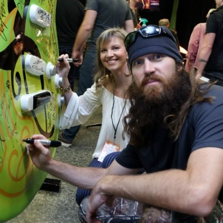 Missy Robertson not big fan of Jase Robertson's iconic beard