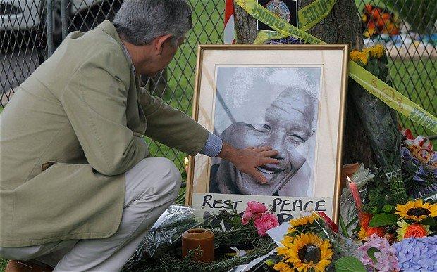 Mandela funeral service date