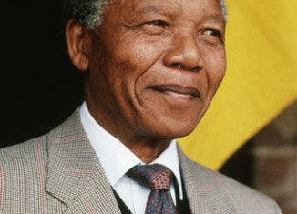 Nelson Mandela was South Africa's first black president