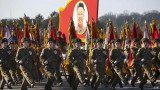 North Korea is commemorating its leader Kim Jong-il, two years after his death in 2011