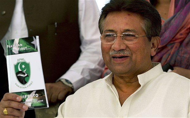 Pervez Musharraf's trial has been postponed after explosives were found on his route to court in Islamabad