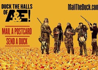 Phil Robertson's fans planned to mail A&E CEO Nancy Dubuc thousands of yellow rubber ducks