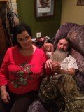 Phil Robertson gifted Miss Kay a wedding ring as a Christmas present