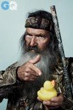Phil Robertson has been suspended from Duck Dynasty reality show over anti-gay comments in GQ magazine
