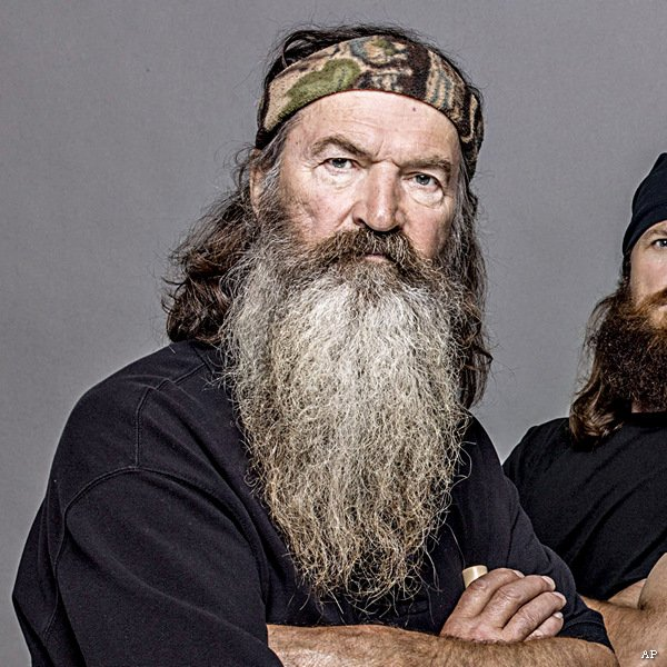Phil Robertson released his own statement in response to the controversy over his anti gay comments photo