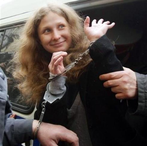 Pussy Riot's Maria Alyokhina has been freed early from prison in Russia under an amnesty