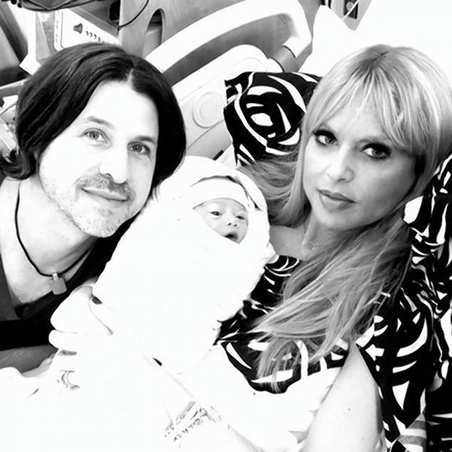 Rachel Zoe and Rodger Berman welcomed second baby boy Kaius Jagger Berman