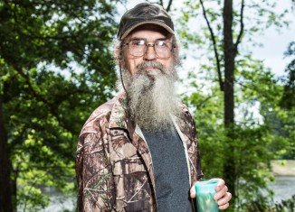 Si Robertson finds himself with unlikely namesakes this year