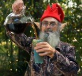 Si Robertson gets a little emotional while sharing his favorite Christmas memory
