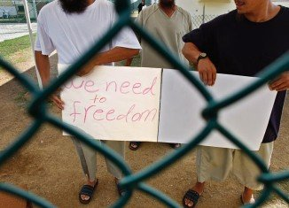 Slovakia has accepted three ethnic Uighur Chinese prisoners from Guantanamo Bay detention camp