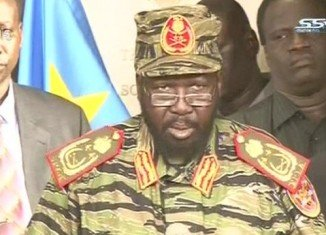 South Sudan's President Salva Kiir Mayardit has announced that an attempted coup by soldiers loyal to his former deputy Riek Machar has been put down