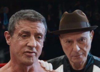 Sylvester Stallone will be in the UK in January to promote Grudge Match
