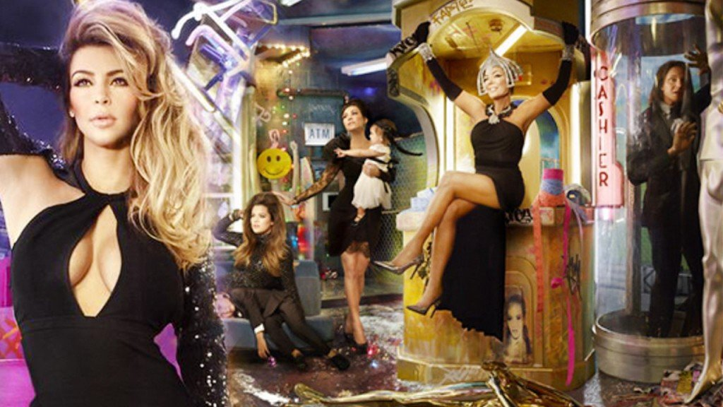 The-Kardashian-Jenner-clan- ...
