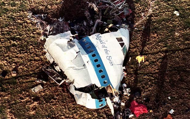 The UK and the US are holding memorial services to mark the 25th anniversary of the Lockerbie bombing in which 270 people were killed