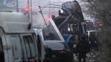 The latest explosion in Volgograd took place near a busy market in the city's Dzerzhinsky district