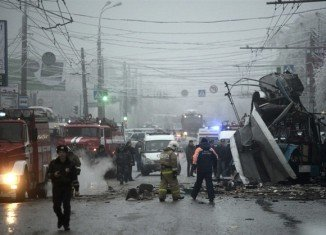 The second blast in Volgograd took place at a busy time on a busy route