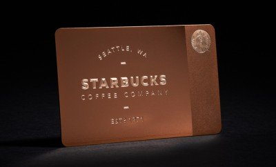 This year's Starbucks limited-edition metal gift cards sold out in mere seconds