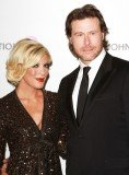 Tori Spelling spent a happy Christmas amid Dean McDermott cheating reports