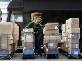 UPS acknowledged getting swamped by the seasonal cheer and failing to deliver thousands of orders in time