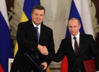Ukrainian opposition leaders have demanded to know what President Viktor Yanukovych has offered Russia in return for a major economic lifeline