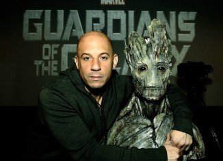 Vin Diesel will voice Groot in space adventure Guardians of the Galaxy