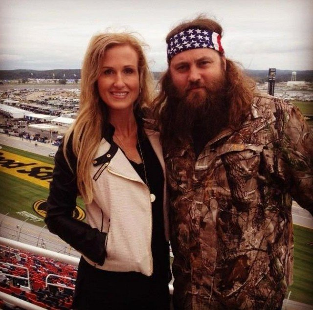 Willie and Korie Robertson will appear on Fox's New Year's Eve special to talk about  Phil Robertson