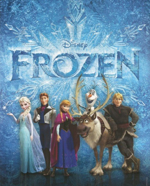 A Broadway musical based on highly popular animated movie Frozen is in the works 515x640 photo